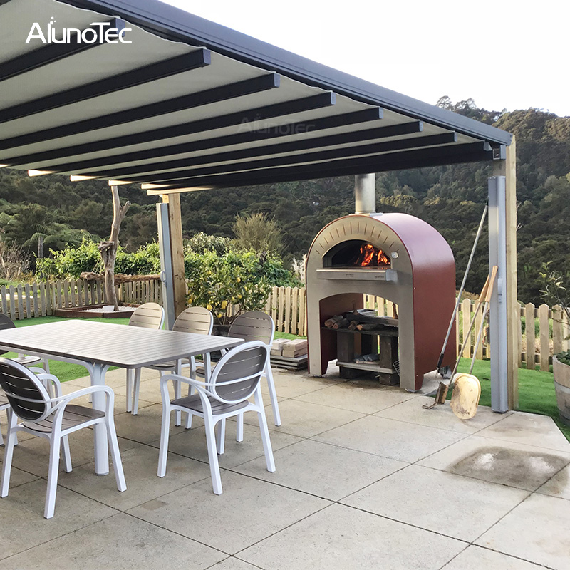 6m Retractable Awning Retractable Roof Price For Living ...
